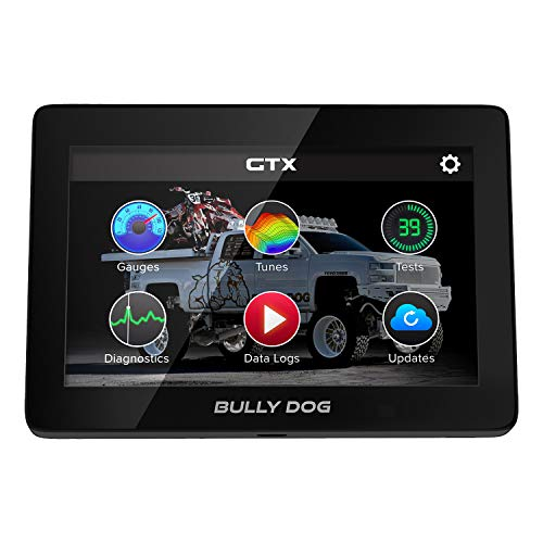 Bully Dog - 40465B - GTX Watchdog Performance Monitor - Optimized for Cummins