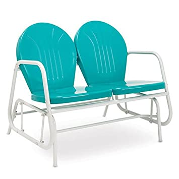 Jack Post BH 10EM Porch Glider,Turquoise