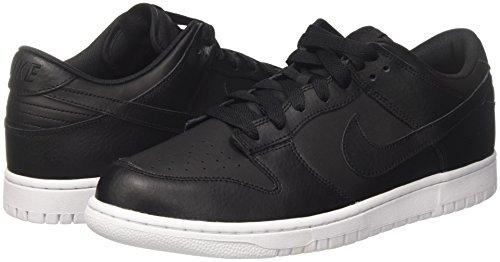 Nike Low noir Chaussures Dunk Blanc Gymnastique Noir Hommes De CPxCqwvSO