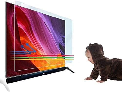 KDJJH 40 Pulgadas Protector de Pantalla de TV, TV Protección de Pantalla Antiazul Filtro Antideslumbrante Filtros ProteccióN para Los Ojos para LCD/ LED y Plasma HDTV televisor,40inch/ 886x498mm: Amazon.es: Hogar
