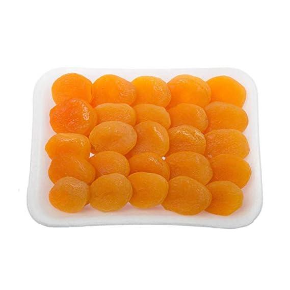 SFT Dried Seedless Apricot, Handpicked (Turkish Apricot) Extra Jumbo, 1 Kg