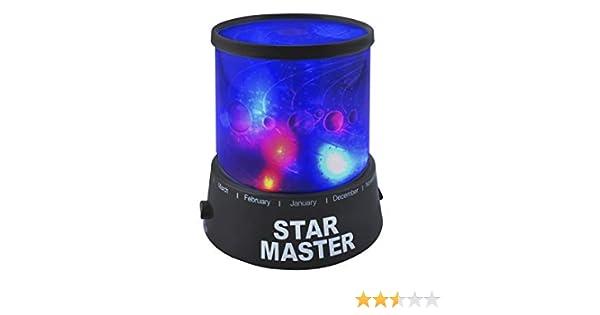 ISO TRADE Lámpara de Noche Planetas Proyector Estrella Bebé ...
