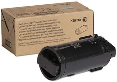 LED Extra High Yield Black 16900 Pages Xerox Original Toner Cartridge TAA Compliant