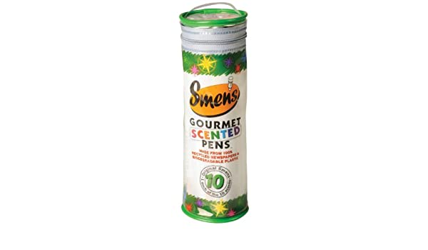 Educational Insights Smens Gourmet - Bolígrafos perfumados ...