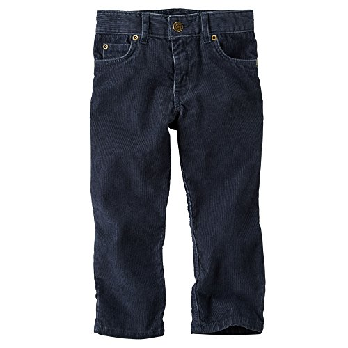 - Carter's Boys 5-Pocket Corduroy Pants; Navy