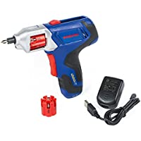Workpro Cordless Rechargeable Screwdriver Lithium Ion Advantages