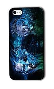 Tomhousomick Custom Design Breaking Bad Walter White Kingpin Hesisenber Plastic Hard Back Cover Phone Case for iphone5 5s