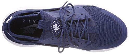 Zapatillas De Running Nike Para Hombre Air Huarache Run Ultra Navy / Blanco