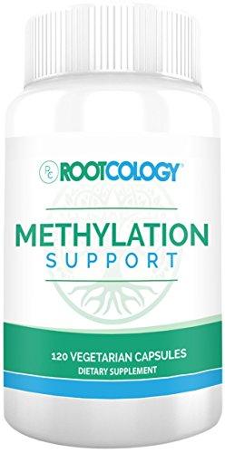 Rootcology Methylation Support, 120 Capsules, by Izabella Wentz Author of The Hashimoto
