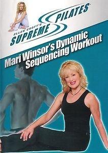 Mari Winsor's Dynamic Sequencing Workout -- Ellen Croft Supreme Pilates -- DVD (Ellen Pilates Croft)