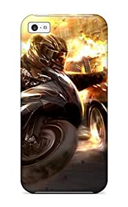 Hot Style HnZGNat19431iOoIA Protective Case Cover For Iphone6 plus (5.5)(guns Cars Explosions Fires Vehicles Anime Motorbikes)