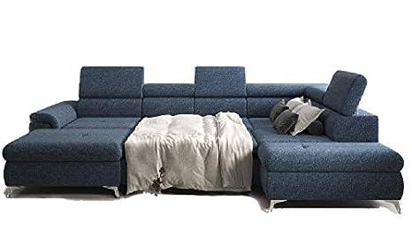 Amazon.com: WONK XL Sectional Sleeper Sofa, Right Corner ...