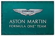 Aston Martin F1 Team Flag