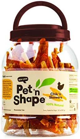 Pet 'n Shape Chik 'n Skewers (32 oz)