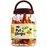 Pet 'N Shape Chik 'N Skewers Natural Dog Treats, 2-Pound Tub