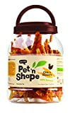 Pet 'N Shape Chik 'N Skewers Natural Dog Treats, 2-Pound Tub
