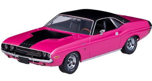 GSR 04 Series American Muscle Cars Dodge Challenger (Panther Pink) 1970