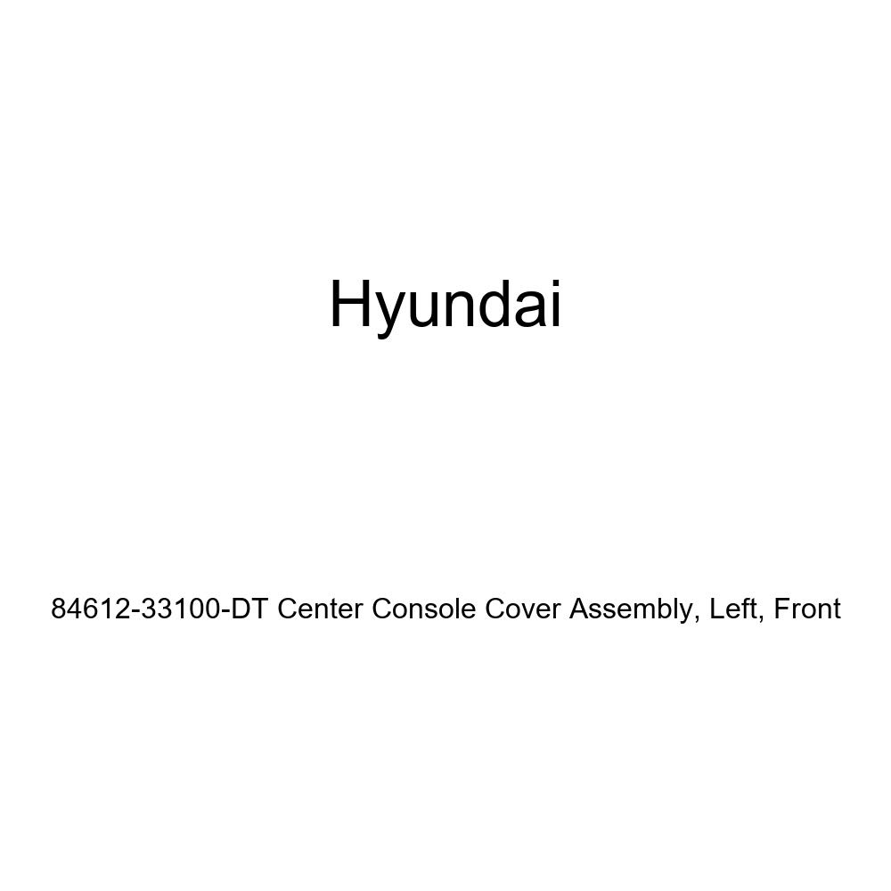 Genuine Hyundai 84612-33100-DT Center Console Cover Assembly Front Left