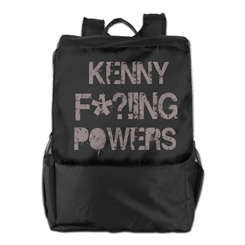 AIJFW Outdoor Travel Bag - Kenny F!ing Powers Unisex Backpack Daypack Bookbags Rucksack School Travel Daypack