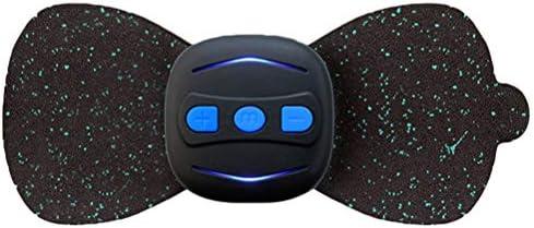 Massageapparaat voor rug draagbaar massageapparaat elektrische pulsmassage draadloos oplaadbaar van rug ischias nek knie artritis en spierpijn