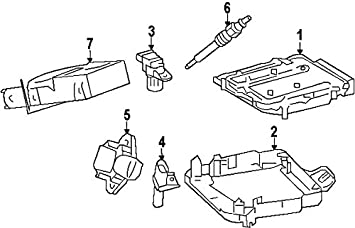 For Sprinter E350 GL350 ML350 R350 S350 Manifold Absolute Pressure Sensor New