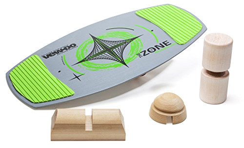 Vew-Do Zone Balance Pro Balance Board with Rocks by Vew-Do