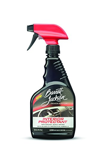 Barrett Jackson Interior Cleaner Detailer Protectant