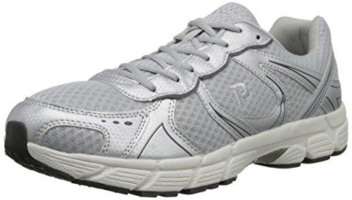Propet Men's XV550 Athletic Walking Shoe, Grey, 12 N US XV550-M