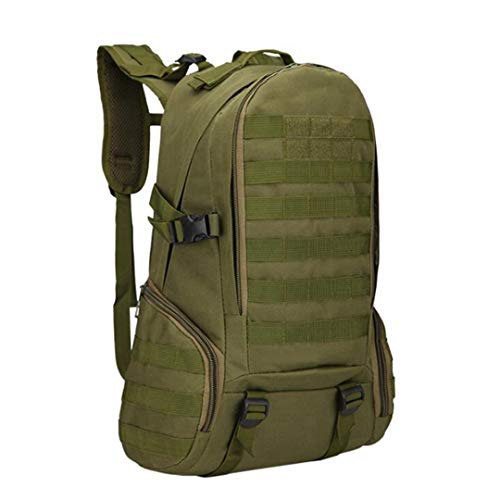 Military Army 35L Waterproof Hiking Hunting Tourist Rucksack Bag 2