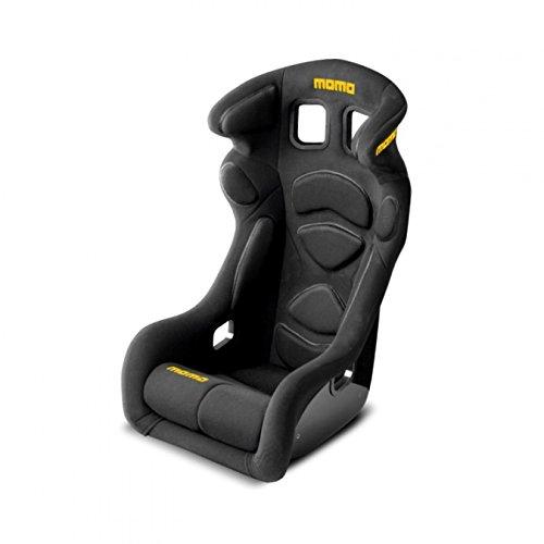 MOMO 1077BLK Racing Seat (Momo Seats Racing)