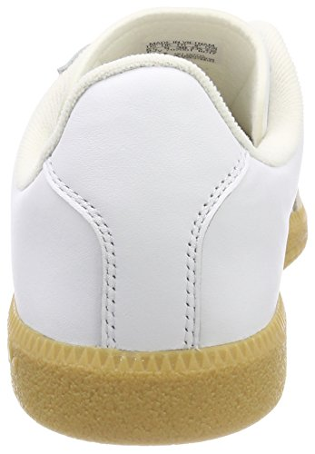 3206a71e0e3240 ... adidas Unisex-Erwachsene BW Army Gymnastikschuhe Elfenbein (Ftwr White ftwr  White chalkwhite ...