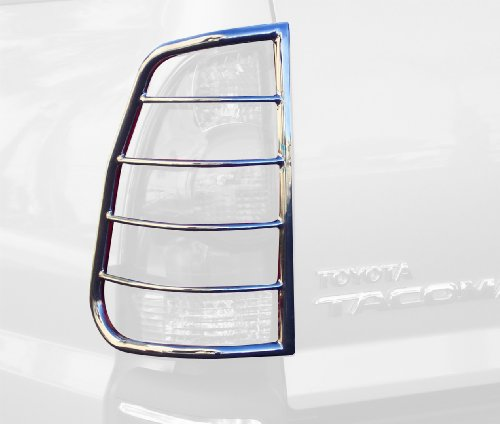 Steelcraft 33257 Tail Light Guard, Stainless Steel