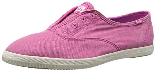 Sneaker Slip On Sneaker Senza Lacci Lavato Color Chillax Delle Donne Di Keds