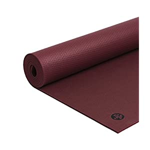 Manduka PRO Yoga and Pilates Mat, Black Verve, 85""