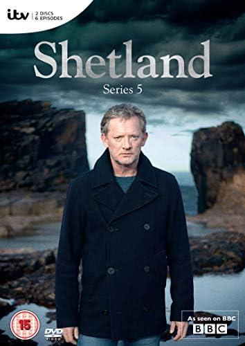 Shetland Series 5 DVD