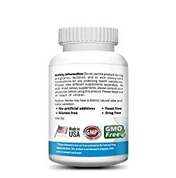 Longevity Blood Pressure Formula - Clinically formulated - With Hawthorn & 15+ top quality all natural herbs - Scientifically formulated - Safe & effective - 90 Capsules