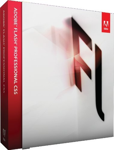 Adobe Flash Pro CS5 [Mac][OLD VERSION]