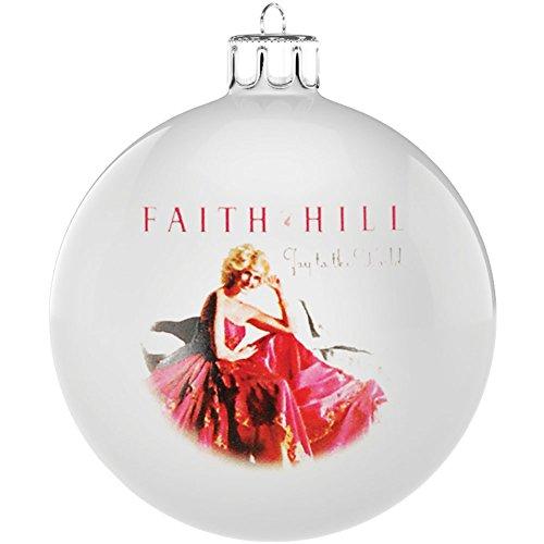 Faith Hill Christmas Ornament by Faith Hill