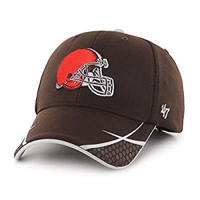 NFL Cleveland Browns Embroidered Performance Fabric Stadium Style Cap by '47