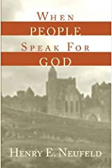 When People Speak for God Kindle Edition