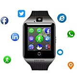 Smartwatch for Android - Smart Watch Fitness Tracker with Heart Rate & Blood