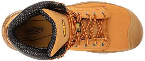 Industrial Mid Construction Keen Shoe Mens US Vernon MT D 9 and Utility Wheat 1xw1CXqA6