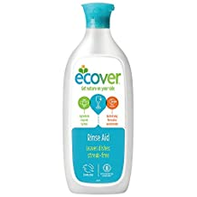 Ecover Auto Dishwash Rinse Aid 500 ml (Pack of 4)