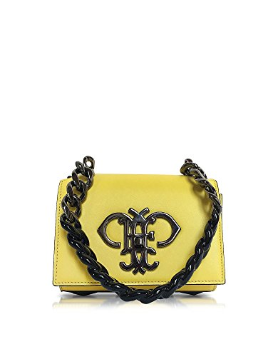 emilio-pucci-womens-71bd3071004279-yellow-leather-shoulder-bag