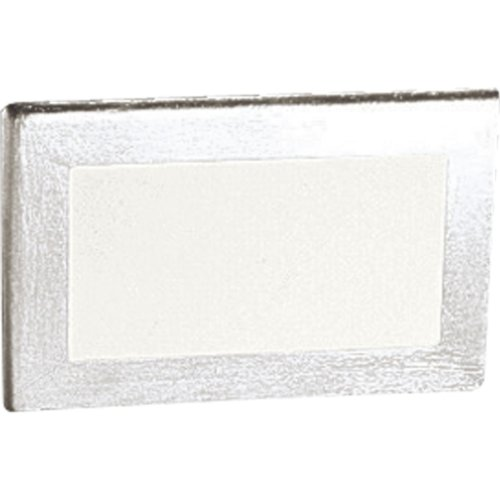 Progress Lighting P6818-16 Cast Aluminum with Porcelain Socket and Tempered Glass Including 2-1/2-Inch I.P, Satin Aluminum