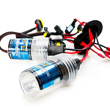 K-NVFA Ampoules H1 12V 35W Xenon Hid remplacement légères 30000k KK-V- 2141