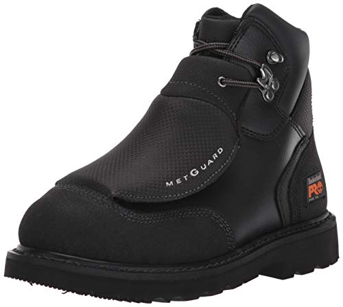 Timberland PRO Men's 40000 Met Guard 6' Steel Toe Boot