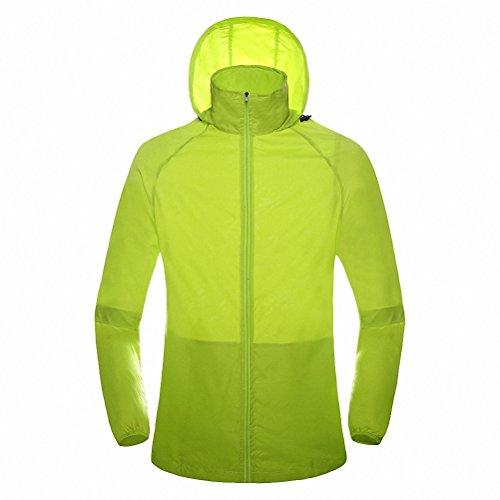 maoko-sports-outdoor-running-windbreaker-jacket-with-hood-lightweight-sun-uv-protection-limegreen