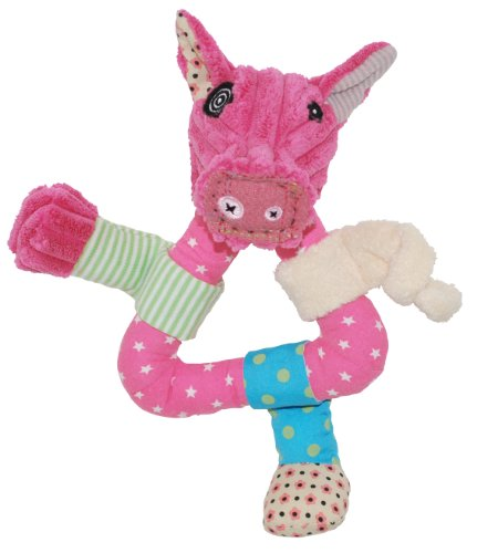 Deglingos Discovery Triangle Activity Toy, Jambonos the Pig