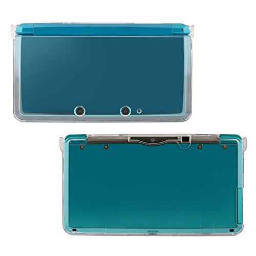 Insten Snap-on Crystal Case Compatible With Nintendo 3DS 2011 Version Only, Clear